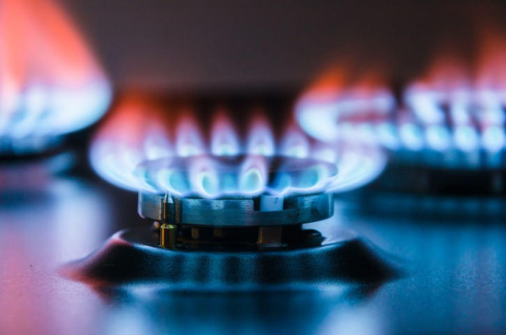 How to ensure you are compliant with current landlord regulation | Burning gas burner.