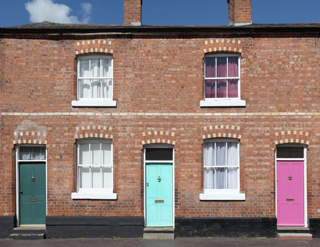 The Government's mandatory 'How to Rent' guide has been updated – ensure you are compliant - Image of terraced houses
