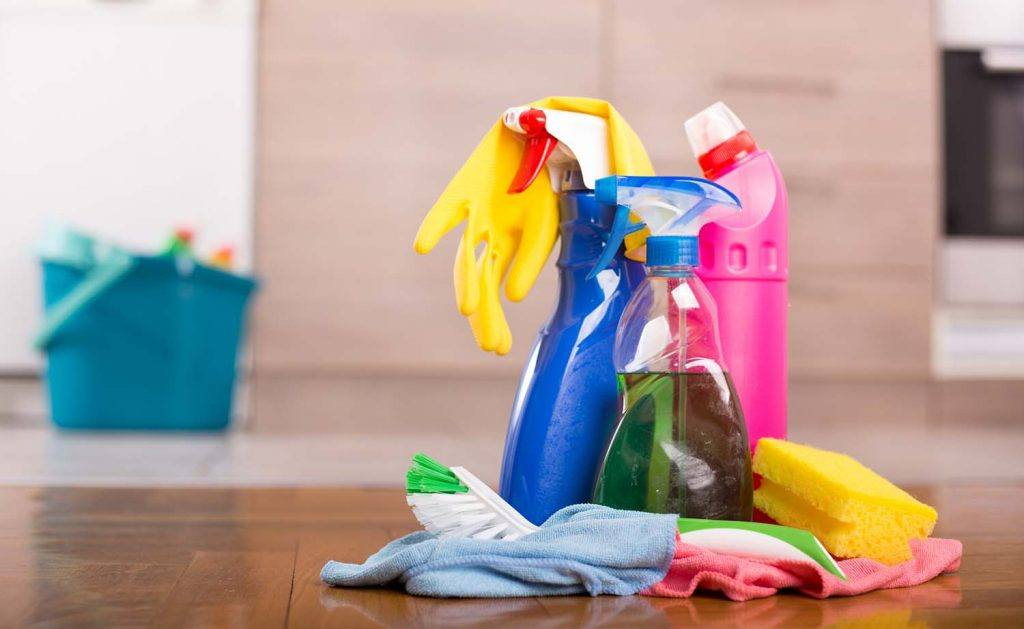 End of tenancy cleaning and inventory checklist