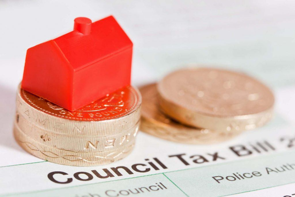 Should I pay council tax on an empty property?