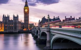 Budget 2018 - Landlords are winners and losers | Westminster bridge with big ben in the background
