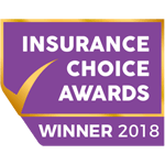 Insurance Choice Award Winner 2018 | Best Landlord Insurance Provider