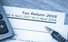 The landlord's last-minute guide to filling in tax returns | Self assesment income tax return form 2018