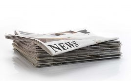 Weekly landlord news digest: Fitness for Human Habitation Act, client money protection and open tenancies | stack of newspapers with the top papers headline 'news'
