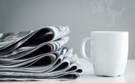 Weekly landlord news digest: Issue 15 | Stack of newspapers