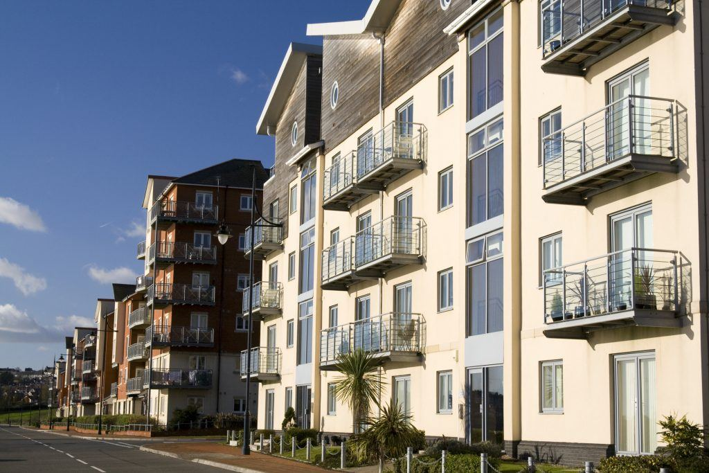 Legislation for landlords: Everything you need to know | Block of flats