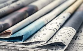 Weekly landlord news digest: Issue 22 | Stack of newspapers