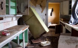 'Nightmare Tenants Slum Landlords' - That's a wrap…until next time | Abandoned and dilapidated house