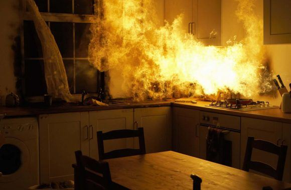 How to reduce the likelihood of fire in your rental property