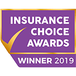 Insurance Choice Award Winner 2019 | Best Landlord Insurance Provider