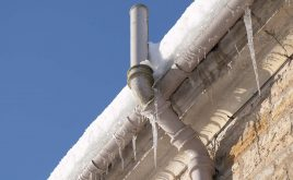 Top tips to avoid frozen pipes