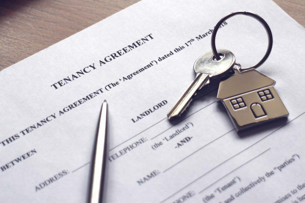 What should I do if my tenants can't pay rent?